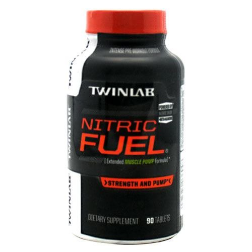 TwinLab Strength + Pump Nitric Fuel - 90 Tablets (Nitric Fuel compare prices)
