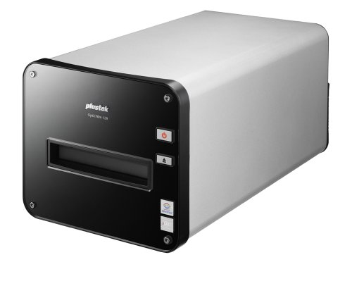 Plustek OpticFilm 120 Slide and Negative Scanner