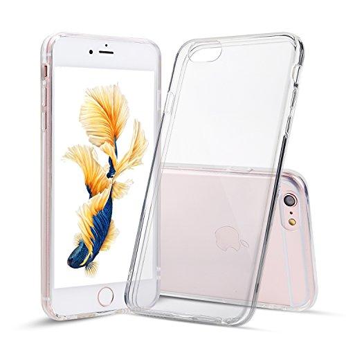 iPhone 6 Plus Case, Shamo's Thin Case Cover TPU Rubber Gel 5.5