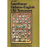 The Niv Interlinear Hebrew-English Old Testament, Volume 2 (0310388902) by Kohlenberger, John R.