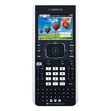 SPINC SP Texas Instruments TI-Nspire CX Graphing Calculator at Sears.com