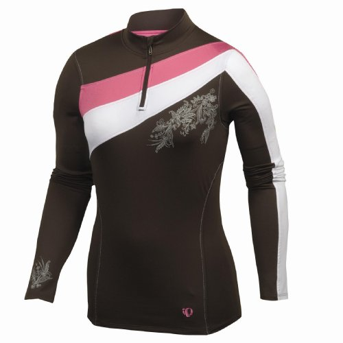 Buy Low Price Pearl iZUMi Women's Launch Long Sleeve Cycling Jersey (B002L15HLI)