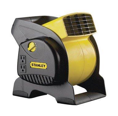 Stanley Blower Fan 3 Speed Black & Yellow 120 V