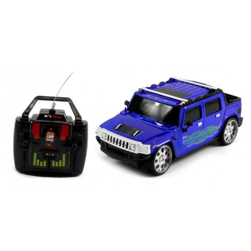 Official Gm Licensed Electric Full Function 1:28 Custom Creations Hummer H2T Rtr Rc Truck
