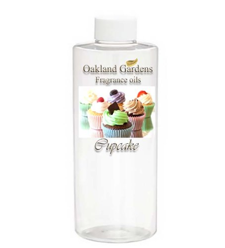 Cupcake Essential Oil & Fragrance Oil Blend - 100% Pure Premium Grade Oil - Rich, Creamy Aroma Of Vanilla Cupcakes With Hints Of Rum And Buttery Icing - By Oakland Gardens