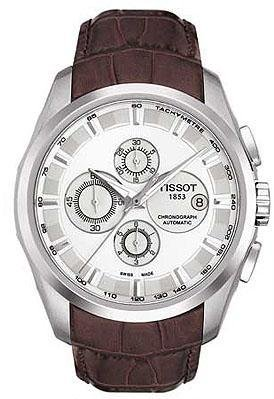Tissot Men's Couturier Chronograph Watch T035.627.16.031.00 from Tissot