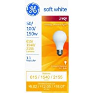 GE Lighting 97494 50/150 3-Way Bulb