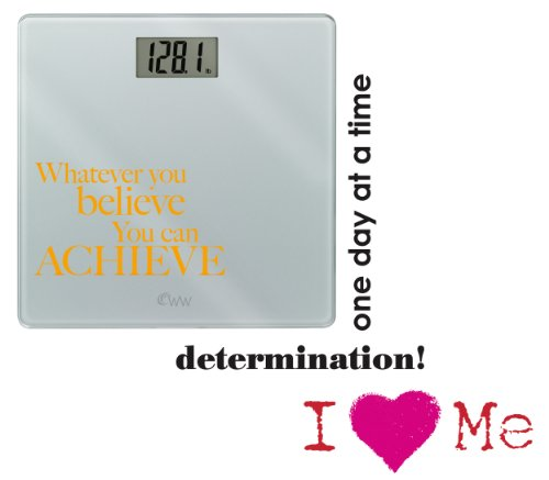 Cheap Weight Watchers WW58S Inspirational Scale (WW58S)