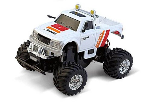 Mini Hummer Cross Country Electric Rc Remote Control Car Suvs 1:58 Rt@222Ch01W1