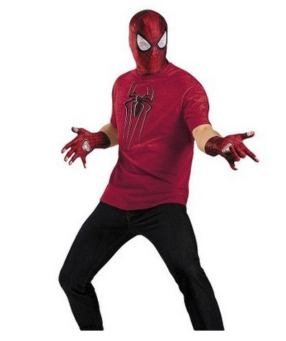 spider-man accessory kit (shirt not included)