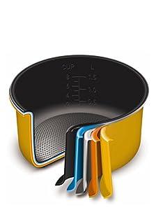 Batidoras procesadores de alimentos y minipicadoras el - Tefal multicook pro recetas ...