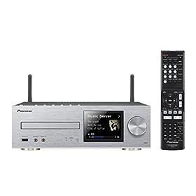Pioneer ネットワークCDレシーバー ハイレゾ音源対応 XC-HM82-S