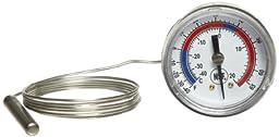 Miljoco V20662102-48 Vapor Dial Thermometer, 2\
