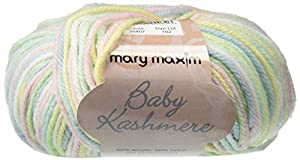 Mary Maxim Baby Kashmere Yarn, Playground