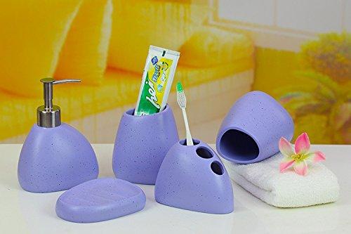 queens-simple-et-minimaliste-resine-bain-continentale-4-kit-kit-de-courtoisie-le-rincage-cup-vases-d