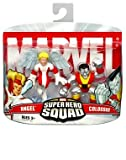 Marvel Superhero Squad Angel and Colossus 2 Pack