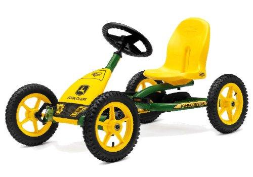 Berg Buddy John Deere Pedal Go Kart 24.21.24