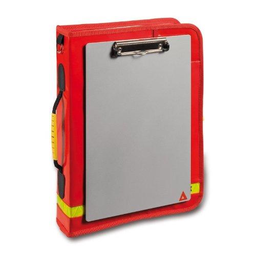 PAX® - Libretto da viaggio per soccorritori, formato A4, con varie tasche e scomparti Libretto da viaggio del marchio PAX.