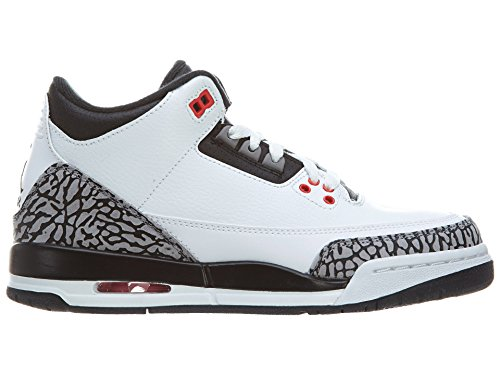 Air Jordan 3 Retro Big Kids Style: 398614-123 Size: 6.5