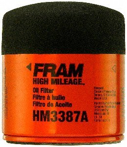 Fram HM3387A High Mileage Oil Filter, Pack of 1