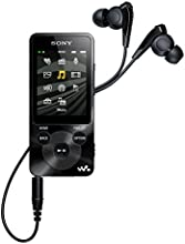 Sony NWZE585 16GB Walkman Video MP3 Player - Black