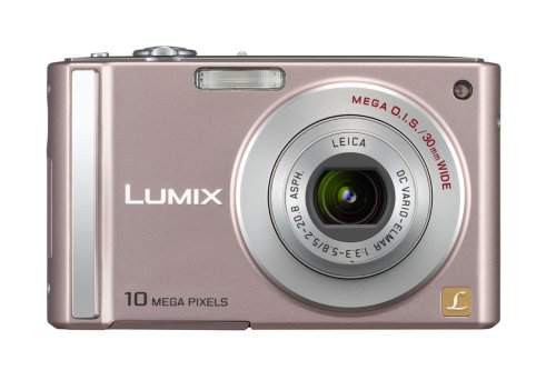 Panasonic Lumix DMC-FS20 is the Best Compact Point and Shoot Digital Camera for Travel Photos Under $200