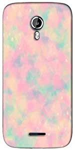 Snoogg Niche vintage graphy Designer Protective Back Case Cover For Micromax A117
