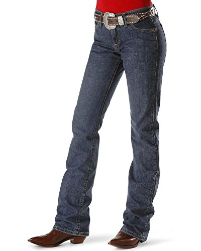 Wrangler Women's Jeans Q- Ultimate Riding Tuff Buck Tuff Buc