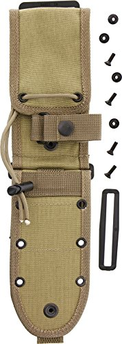 ESEE Khaki Molle Back for -5 Sheath
