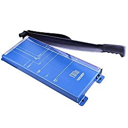 Solid Paper Cutter Trimmer Cutters by Harison 16 inch Support A4 A3 All Photo Paper Cutting