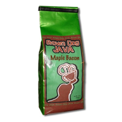 Brown Dog Maple Bacon Flavored Coffee