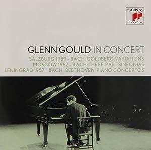 Glenn Gould in Concert: Salzburg 1959