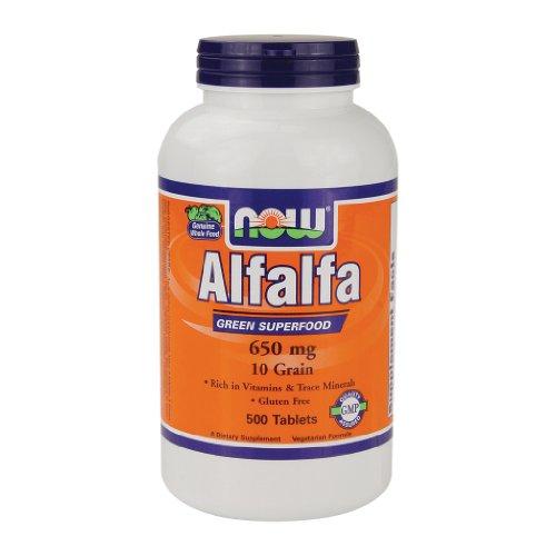 Alfalfa Vitamin K