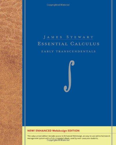 Essential Calculus: Early Transcendentals, Enhanced...