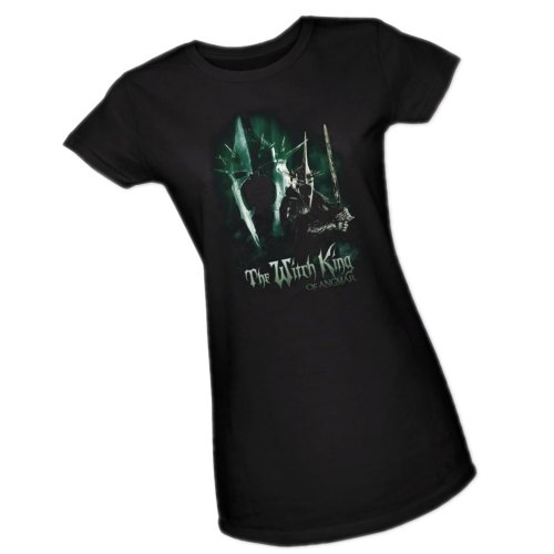 The Witch King Of Angmar -- The Lord Of The Rings Juniors T-Shirt