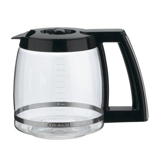 Imagen de Cuisinart DCC-2600 Brew Central 14-Copa Cafetera programable con jarra de vidrio