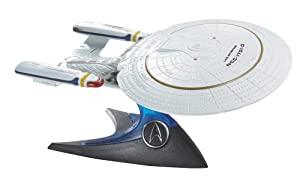 Hot Wheels Star Trek Battle Damaged U.S.S. Enterprise NCC-1701-D - Model# P8519