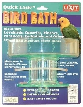 Quick Lock Bird Bath By BND