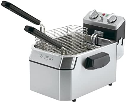 Waring WDF1000 Electric Deep Fryer