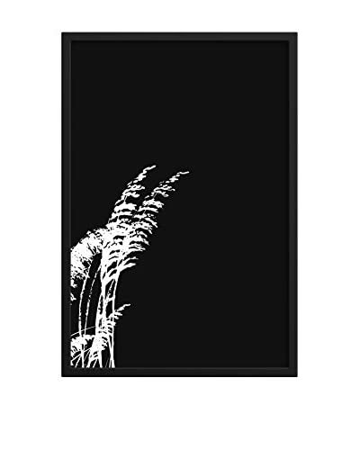 Grass Framed Chalkboard