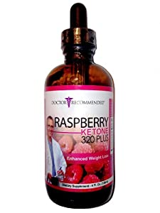 Doctor Recommended Raspberry Ketone Supplement, 4 Fluid Ounce
