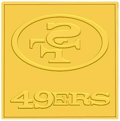 FANMATS NFL San Francisco 49ers Metal-Alloy FanBrand