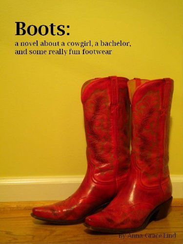 Boots: a novel about a cowgirl, a bachelor, and some really fun footwear