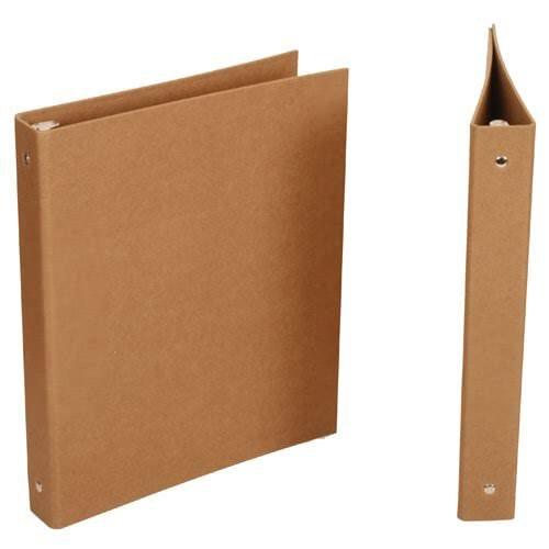 JAM Paper Kraft Binders - 1