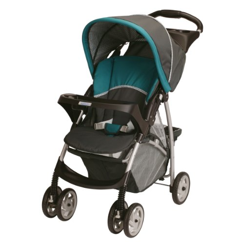 Cheapest Prices! Graco LiteRider Classic Connect Stroller, Dragonfly