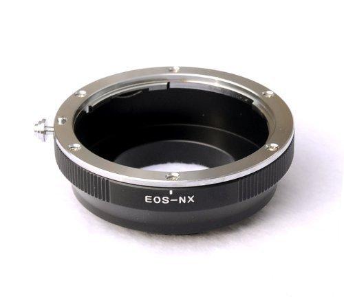 Fotasy Canon EOS EF Lens to Samsung NX1 NX500 NX3300 NX3000 NX300M NX300 NX2000 NX1000 NX210 NX200 NX30 NX20 NX5 Camera adapter