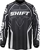 Motocross Shift Assault Jersey Black XXL