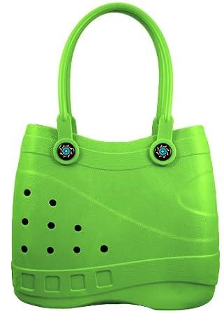 Optari Sol Tote Bag Large Green - Optari STGRLG