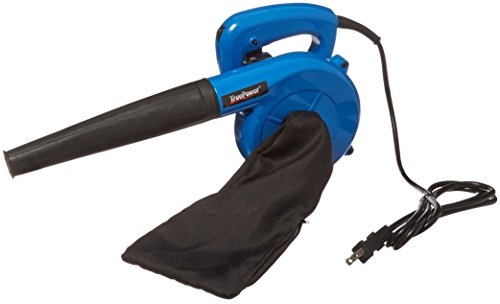 TruePower 01-1691 Variable Speed Electric Air Blower (Leaf Blower Variable Speed compare prices)
