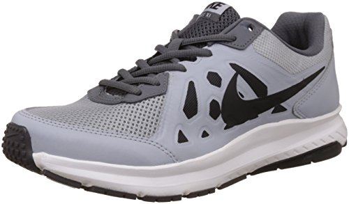 Nike Men's Dart Wolf Grey, Black, Dark Grey and White Running Shoes -7 UK/India (41 EU)(8 US)  available at amazon for Rs.2247